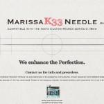 K33 Fluid Needle 0.18