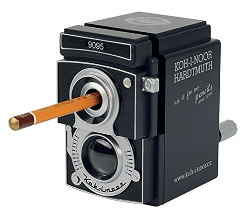 Koh I Noor 9095 Table Top Sharpener Original Retro Camera