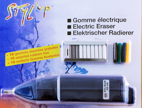 N60 Electric Eraser