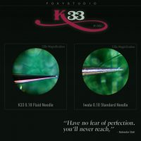K33 Special Airbrush Parts